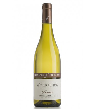 Côtes du Rhône blanc Samorëns 2016 - Domaine Ferraton
