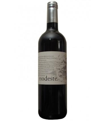 Modeste, Côtes du Roussillon, Domaine du Clos des fées 2013