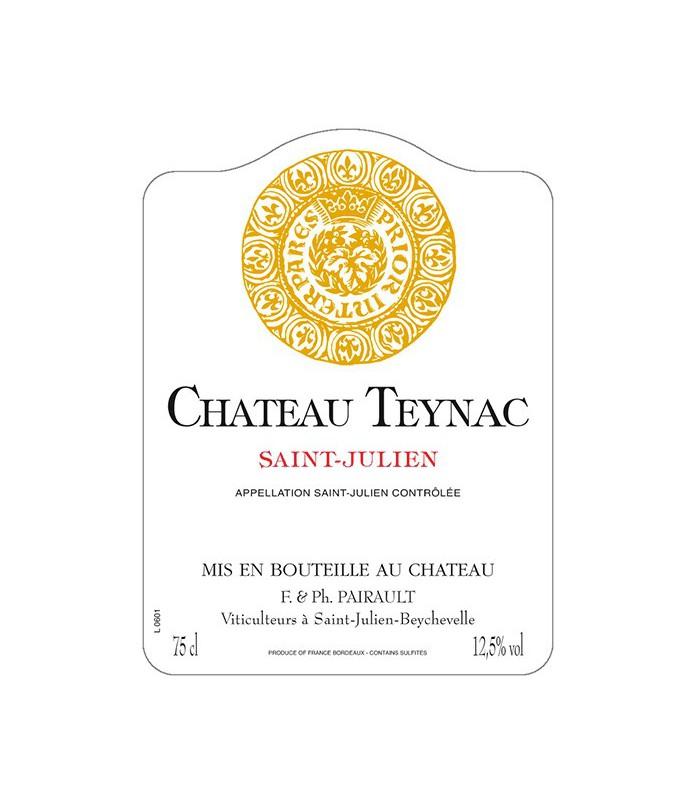 Château Teynac, Saint-Julien 2010