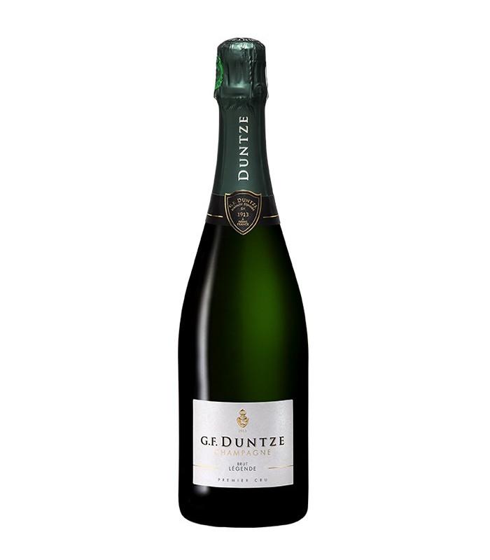 Brut Légende 1er Cru - Champagne G.F Duntze