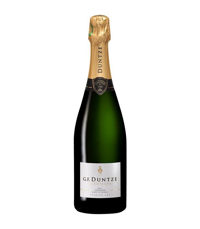 Brut Légende 1er Cru Blanc de Blancs - Champagne G.F Duntze
