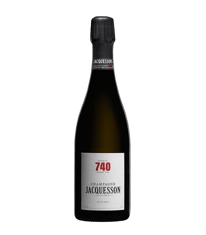 Cuvée 740 - Champagne Jacquesson