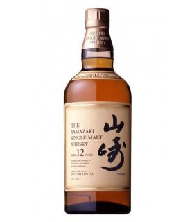 Whisky Yamakazi Single Malt 12 ans 43% - Yamakasy Japon