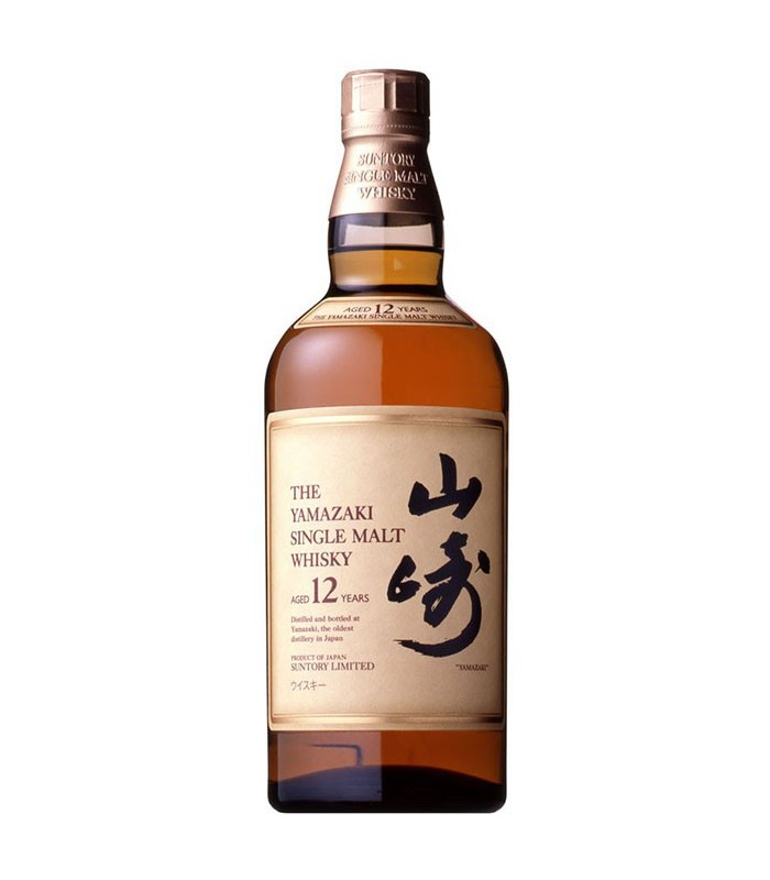 Whisky Yamakazi Single Malt 12 ans 43% - Yamakasy Japon