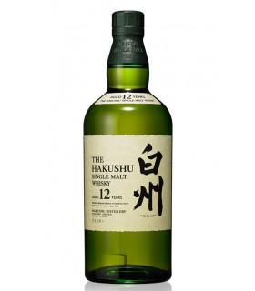 Whisky Hakushu Single Malt 12 ans 43% - Hakushu Japon