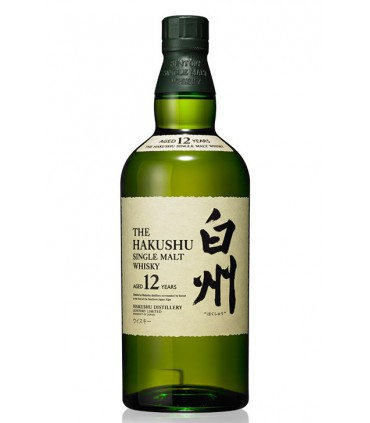Whisky Hakushu Single Malt 12 ans 43% - Hakushu Japon