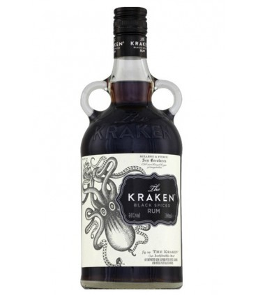 Rhum Kraken, Black Spiced Rum, 40% - Trinidad et Tobago