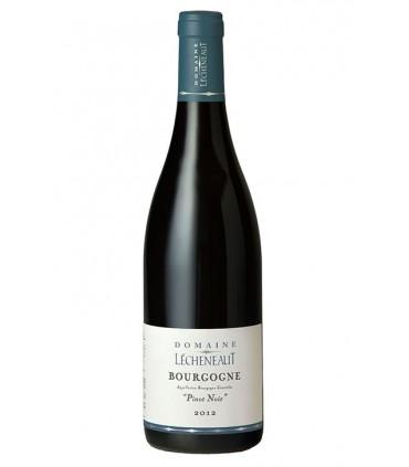 Bourgogne Pinot-Noir 2014 - Domaine Lecheneaut