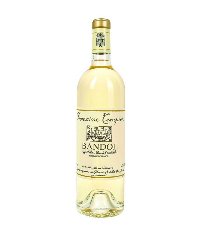 Bandol blanc 2015 - Domaine Tempier