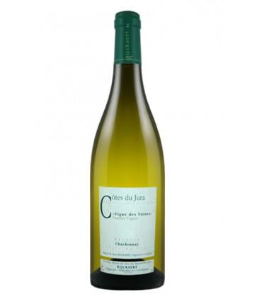 "Chardonnay ""Vigne de Voises"" 2016 - Domaine Rijckaert"