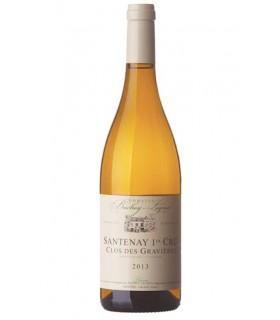 Santenay blanc 1er cru Clos des Gravières 2016 - Domaine Bachey-Legros
