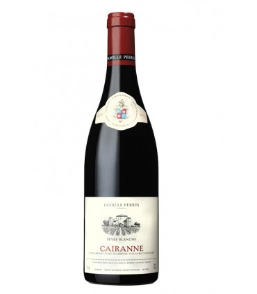 6 x Cairanne Peyre Blanche, Famille Perrin 2012