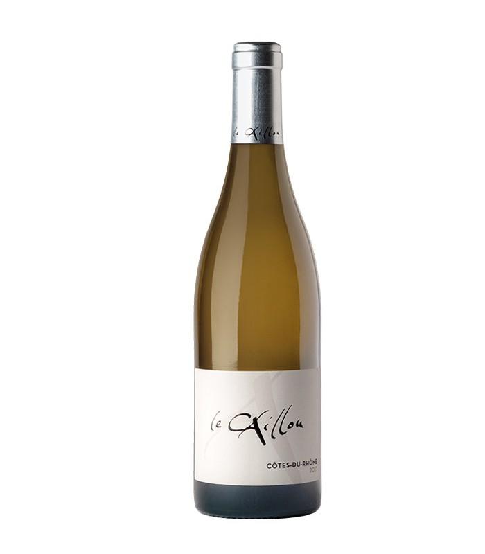 """Côtes du Rhône """"Le Caillou"""" blanc 2017 - Le Clos du Caillou"""