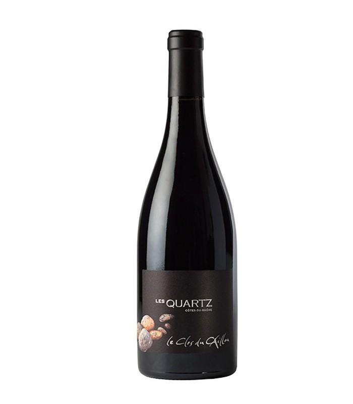 Côtes du Rhône Les Quartz 2016  - Le Clos du Caillou