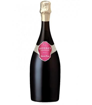 Gosset Grand Rosé (en étui)