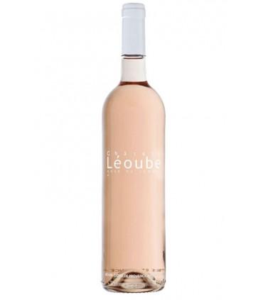 Château Léoube rosé 2017