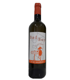 Bad Boy Vin Orange 2014 - JL Thunevin
