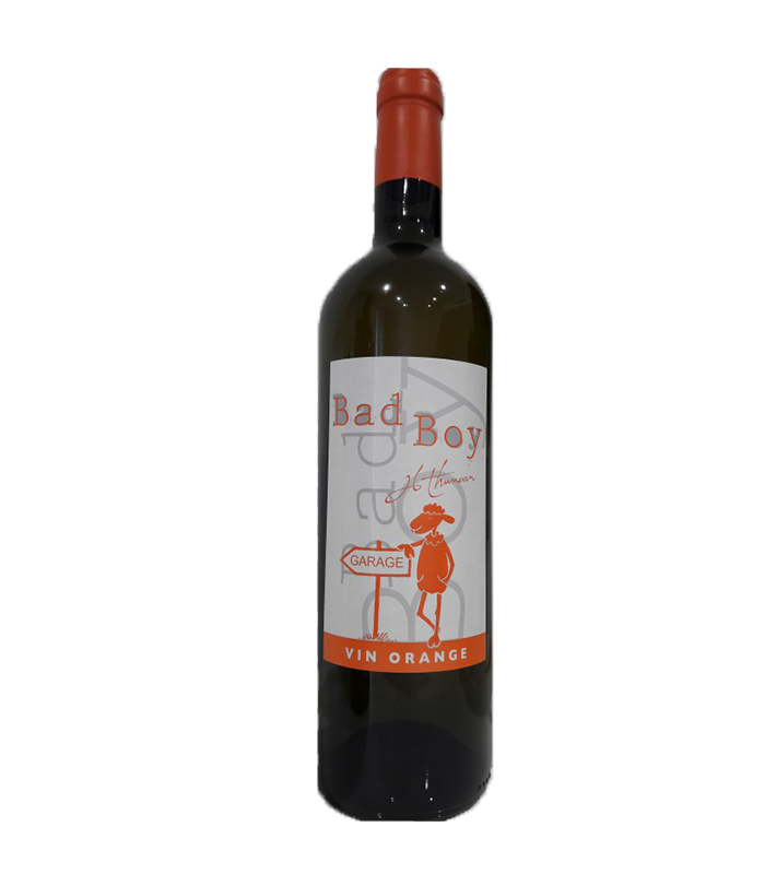 Bad Boy Vin Orange 2014
