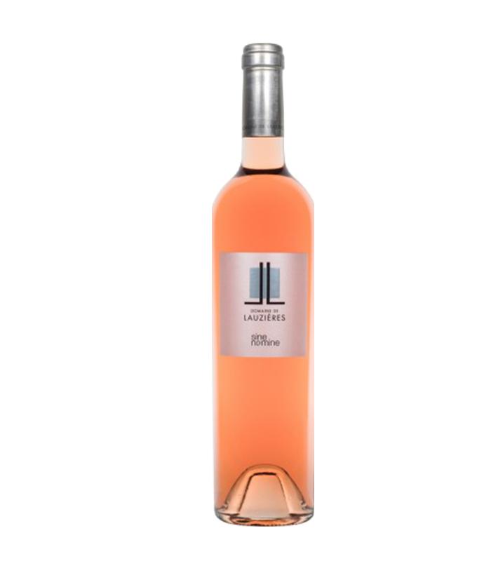 Sine Nomine rosé 2017 - Domaine de Lauzières
