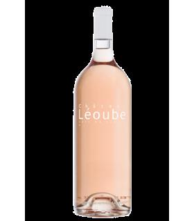 Jéroboam Château Léoube rosé 2017