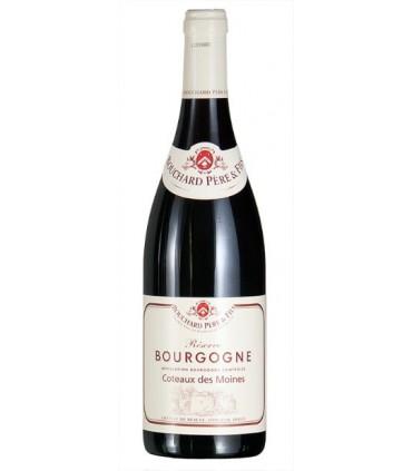 Bourgogne Rouge Coteaux des Moines 2016 - Domaine Bouchard