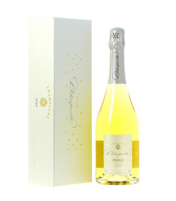 L'intemporelle 2010 (en coffret) - Maison Mailly Grand Cru