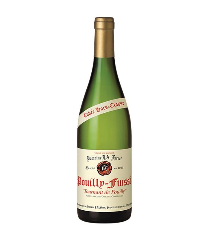 """Pouilly-Fuissé Hors Classe """"Tournant de Pouilly"""" 2016 - J.A. Ferret"""