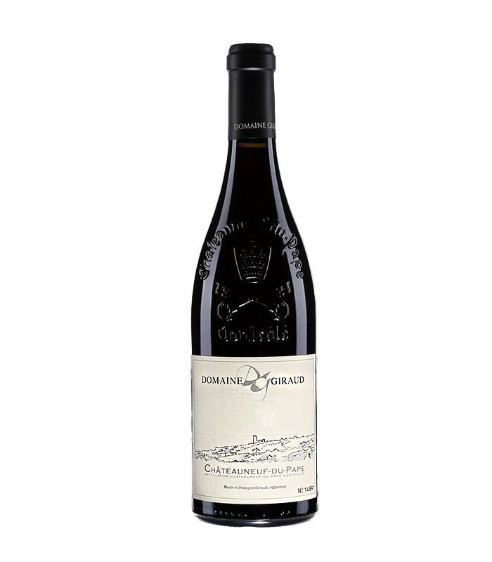 Châteauneuf-du-Pape Tradition 2015 - Domaine Giraud
