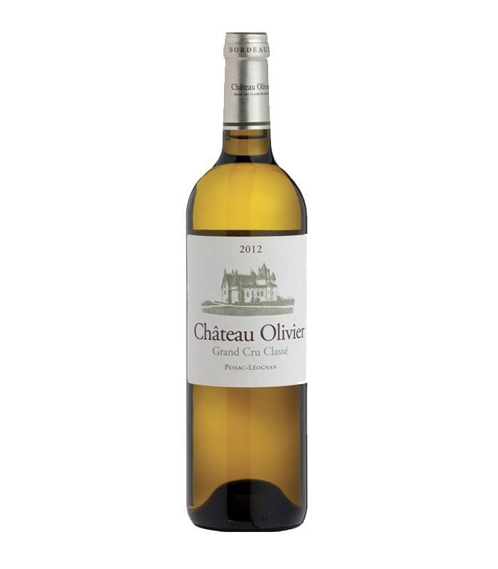 Château Olivier 2016 blanc