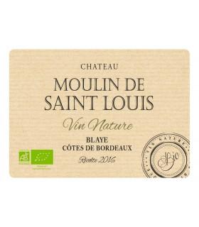 Châteaux Moulin de Saint Louis 2016
