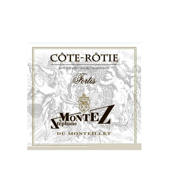 Côte-Rôtie Fortis 2016 - Domaine du Monteillet
