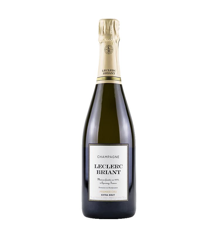 1er Cru Extra Brut - Champagne Leclerc Briant