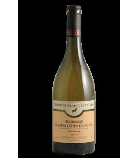 Hautes Côtes de Nuits blanc 2016 - Domaine Alain Jeanniard