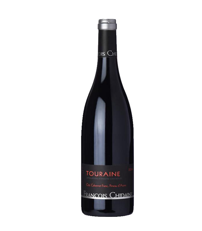 Touraine Rouge 2017 - F. Chidaine