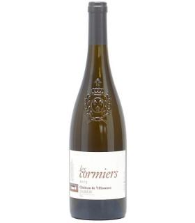 """Saumur Blanc """"Les Cormiers"""" 2017 - Château de Villeneuve"""
