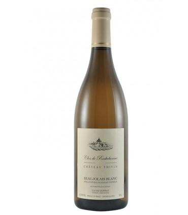 Beaujolais Blanc Clos de Rochebonne 2017 - Château Thivin