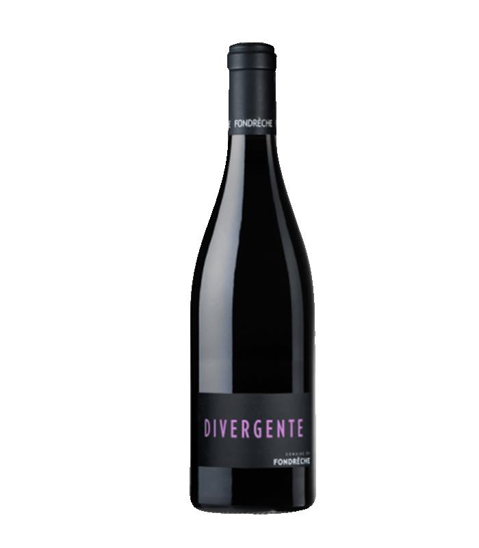 Divergente 2016 - Domaine de Fondrèche