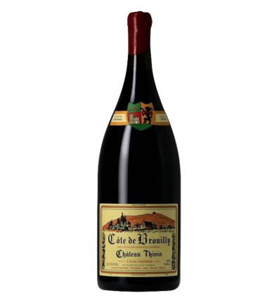 """Magnum Côte de Brouilly """"Zaccharie"""" 2017 - Château Thivin"""