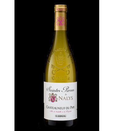 Châteauneuf Saintes Pierres de Nalys blanc 2017 - Château de Nalys
