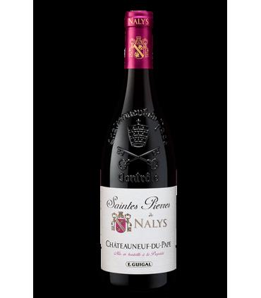 Châteauneuf Saintes Pierres de Nalys rouge 2016 - Château de Nalys