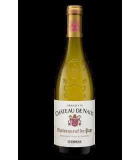 Châteauneuf-du-Pape Grand Vin blanc 2017 - Château de Nalys