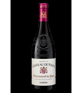Châteauneuf-du-Pape Grand Vin rouge 2016 - Château de Nalys