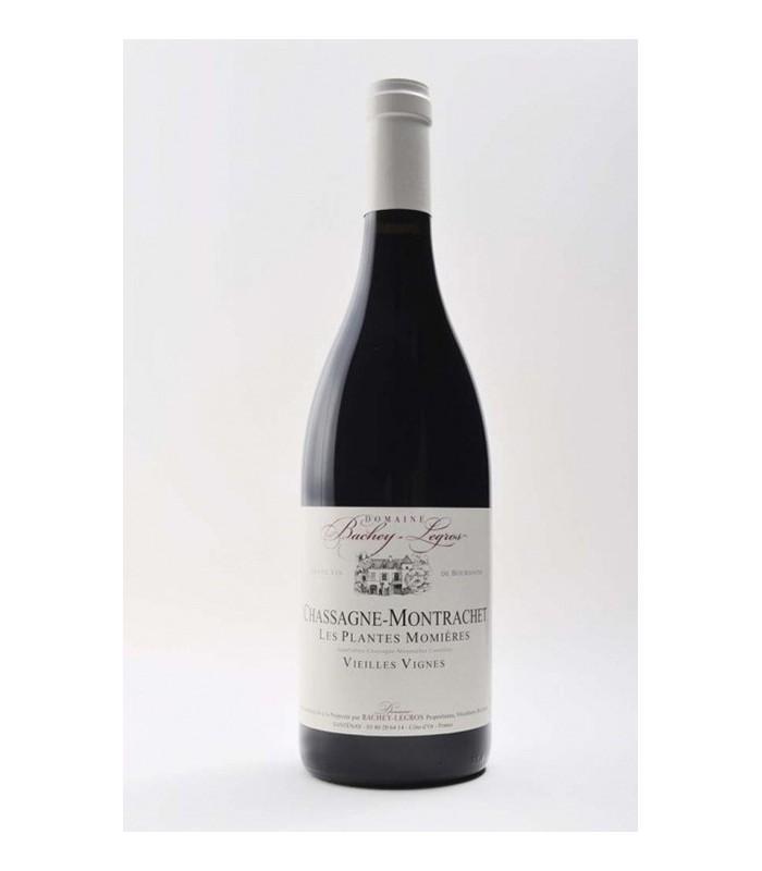 Chassagne Montrachet rouge Plantes Momières 2012