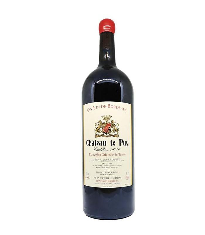 """Magnum Château Le Puy """"Emilien"""" 2016 - Château Le Puy"""
