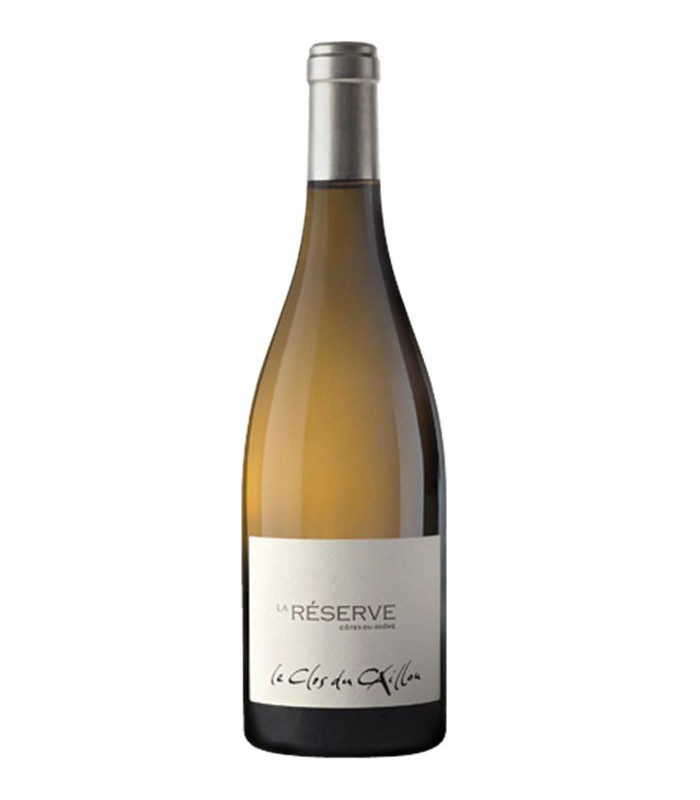 Côtes du Rhône La Réserve Blanc 2018 - Le Clos du Caillou