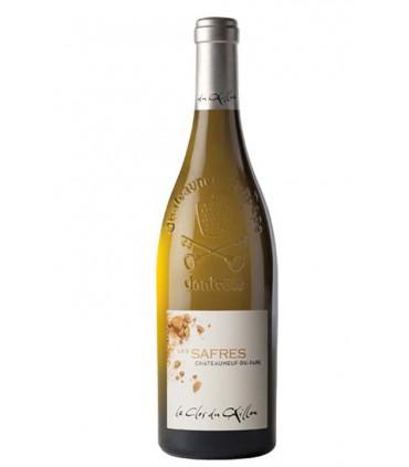 """Châteauneuf-du-Pape Blanc """"Les Safres"""" 2018 - Le Clos du Caillou"""