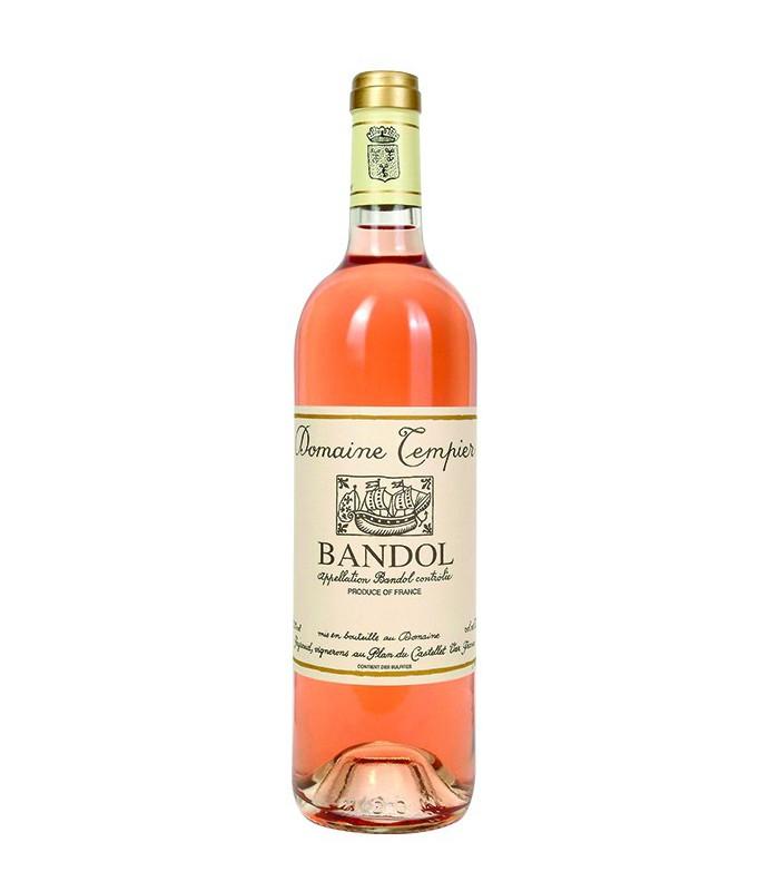 Bandol rosé 2018 - Domaine Tempier