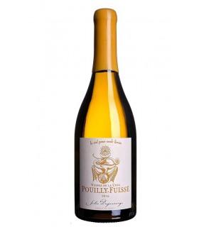"""Pouilly-Fuissé """"Vignes de la Côte"""" 2016 - Domaine Jules Desjourneys"""