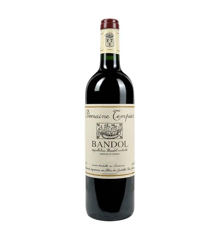 Bandol rouge 2016 - Domaine Tempier