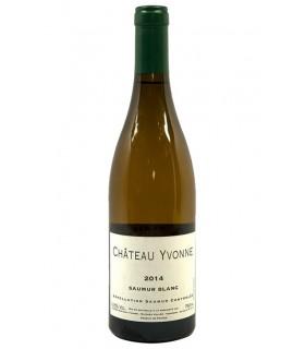 Saumur Blanc 2017 - Château Yvonne